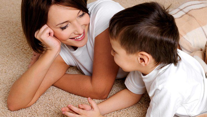 Anne Çocuk İletişimi